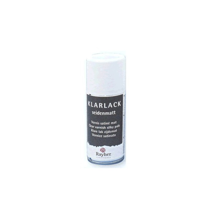 Clear varnish silky pale, 150ml
