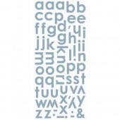 SEI- Stickers Glitzmas Alphabet