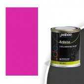 Peinture effet ardoise, couleur cassis 250ml