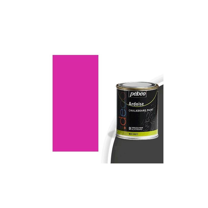 Peinture effet ardoise couleur cassis 250ml - Couleur ardoise peinture ...