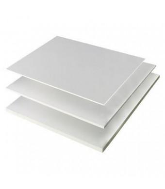carton mousse adh sif carton plume 5mm 30x40cm. Black Bedroom Furniture Sets. Home Design Ideas