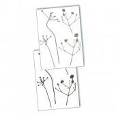 Home Deco Sticker - Fleur