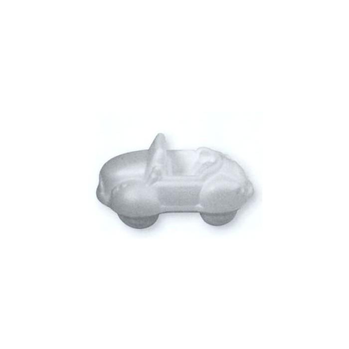 Styrofoam car 17x11cm