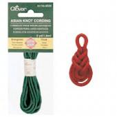Cordelette pour noeuds asiatiques, 1.8m/2.5mm, rouge