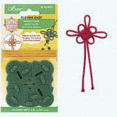 Template for flower knot