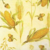 Napkin corn, 1 piece