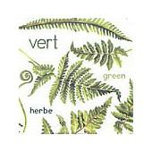 Napkin ferns, 1 piece