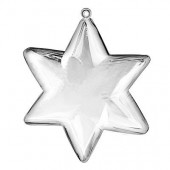 Transparent Star 100mm