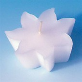 Floating candles mould, sun