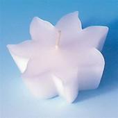 Moule pour bougies flottantes forme soleil