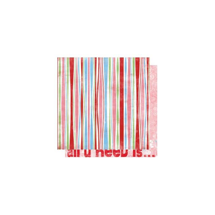 Paper Flirty Stripe