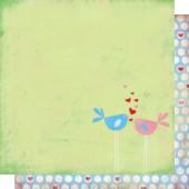 Paper Flirty Birds
