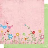 Paper Flirty Flower