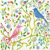 Napkin Magic Birds, 1 piece
