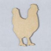 Small hen, 9cm