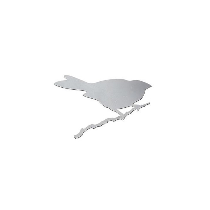 Mirror bird 10cm