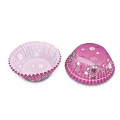 Paper baking cups maxi, Girlie