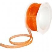 Ruban organza 8mm/5m, orange