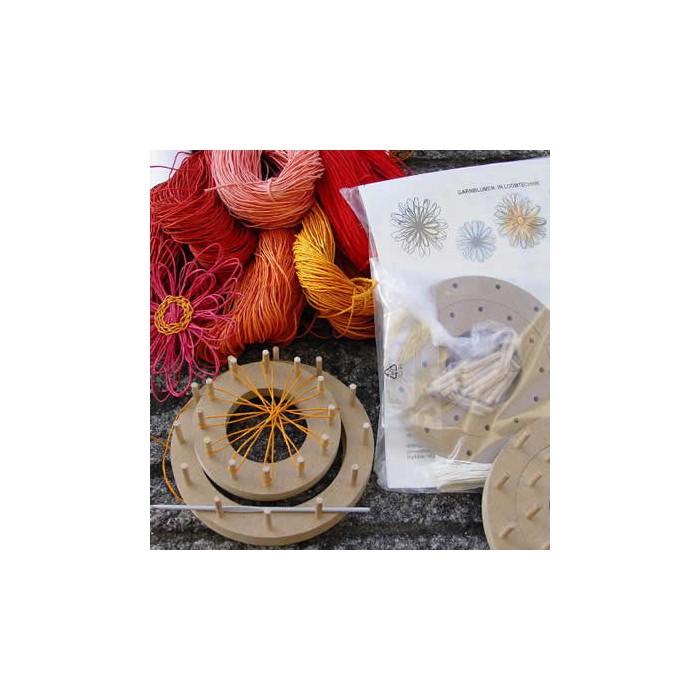 Wooden Flower loom