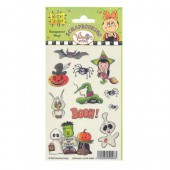 Glitter Stickers Halloween