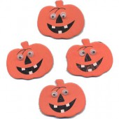 Halloween decorations, 12 pces 3.5cm