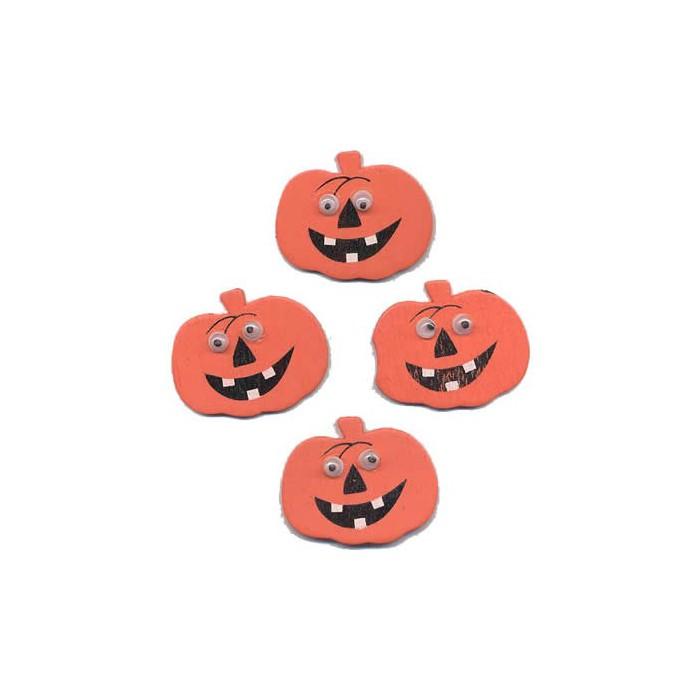 Halloween decorations, 12 pces 3.5cm