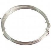 Fil de cuivre argenté, Ø 0.40mm/20m