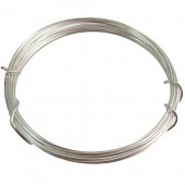 Silver copper wire, Ø 0.40mm/20m