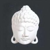 Plaster Buddha 10x15cm