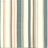 Napkin Almond Stripes, 1 piece