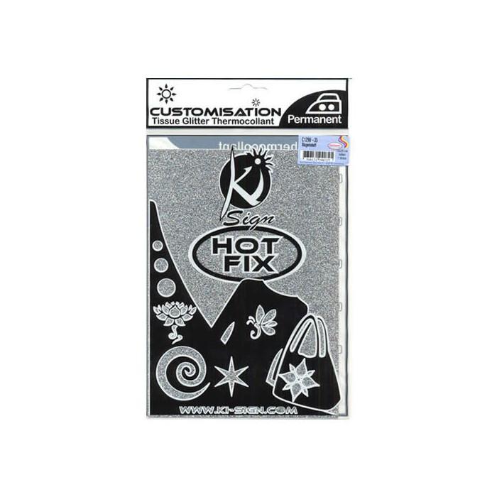 feuille thermocollante pour tissu