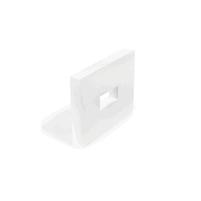 Styrofoam Rectangle 40x37x5cm