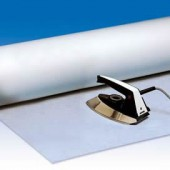 Iron-on fleece, double-sided adhesive, 50x45cm