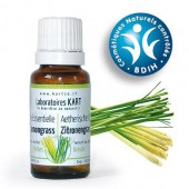 Huile essentielle - Lemongrass 15ml