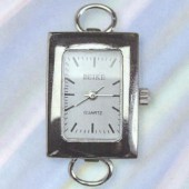 Montre à quartz rectangulaire, 25mm