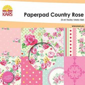 Paperpad Country Rose