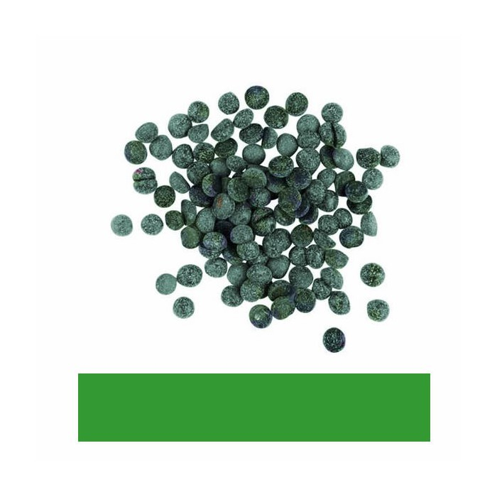 Wax and gel colour pigments, green, 10g