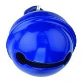 Grelots 19mm, bleu, 5 pcs
