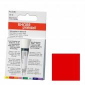 Colorant liquide pour savons, rouge 10ml