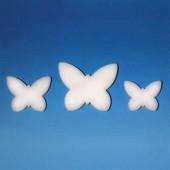 Moule pour décor de bougie, papillon