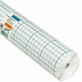 Transparent foil, adhesive on both sides, roll