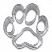 Clay cutter dog paw 7cm