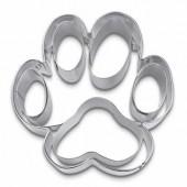 Clay cutter dog paw 7cm
