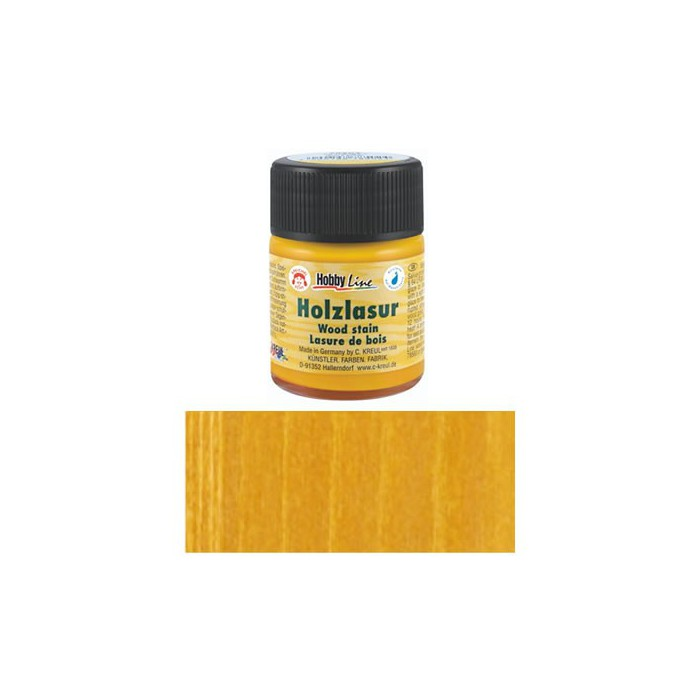 Wood Stain, 50ml, amber
