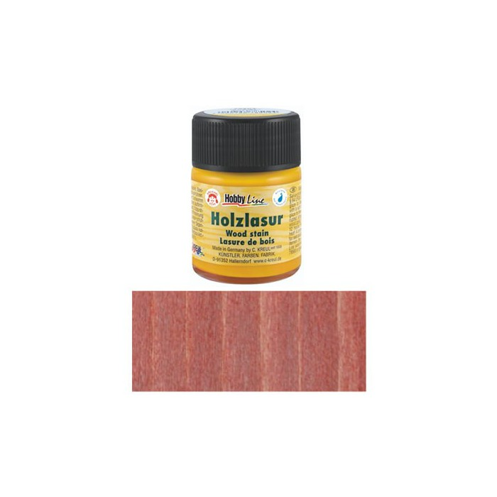 Wood Stain, 50ml, rosewood