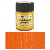 Wood Stain, 50ml, orange