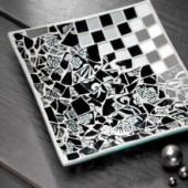 Kit créatif Retro Mosaic, plat carré