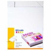 Boîte carton blanc, 32x32x6cm