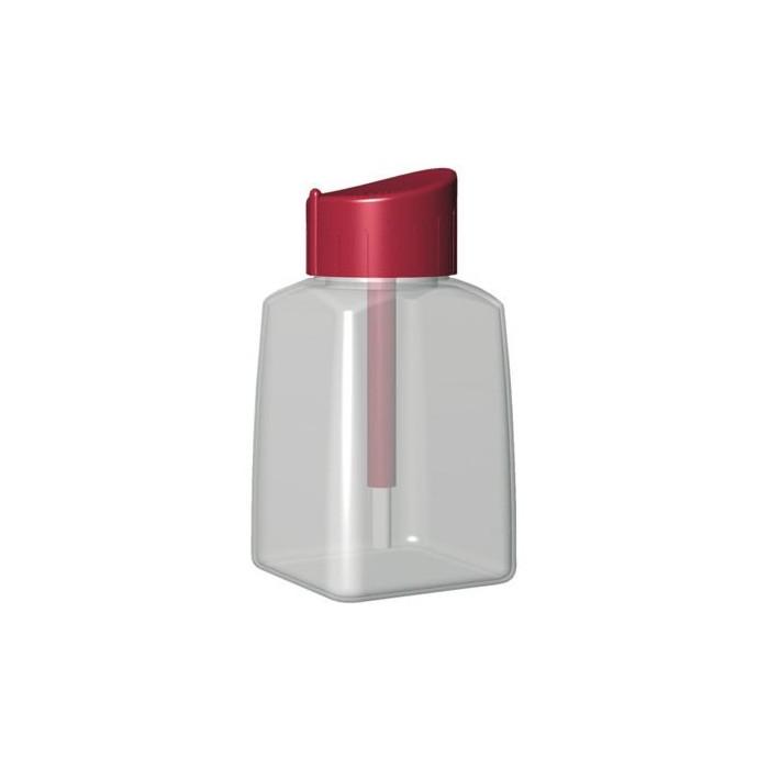 Empty bottle with brush, 80ml