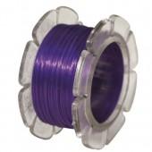 Magic Stretch, extensible thread Ø 0.8mm/5m, lilac